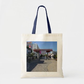 Torii Gate Japantown, San Francisco Tote Bag