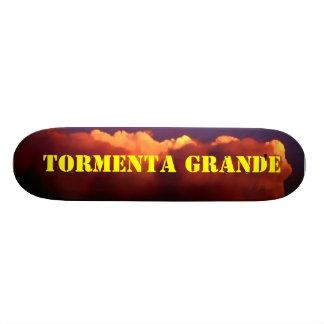 Tormenta Grande' - Custom Skate Decks