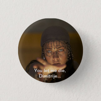 Tormenting Gypsy Button