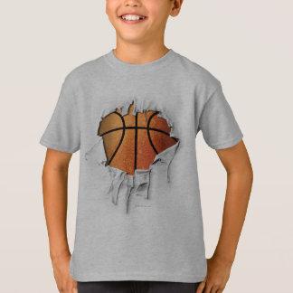 Torn Basketball T-Shirt