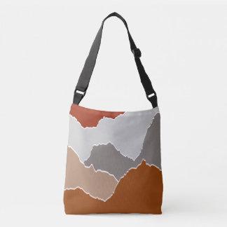 Torn Crossbody Bag