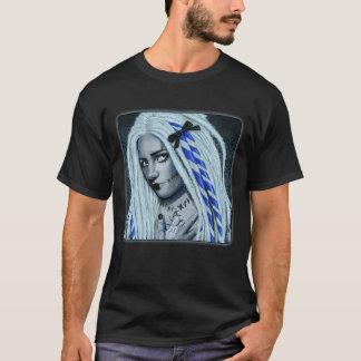 Torn Gothic Ragdoll Art T-Shirt