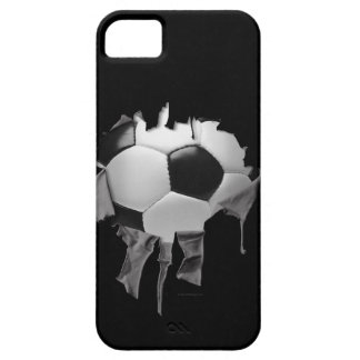Torn Soccer iPhone 5/5s Case