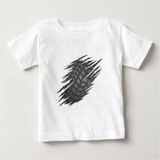Torn Tyre Baby T-Shirt
