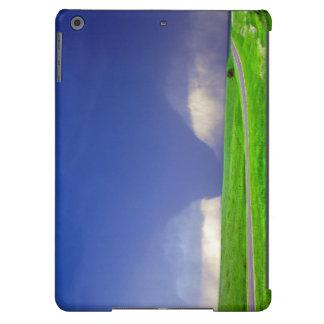 Tornade de cale de Bennington pour l'iPad ! Coque iPad Air