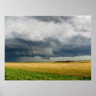 Tornadic Storm Poster