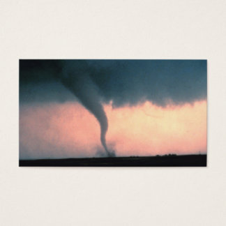 Tornado Business Card