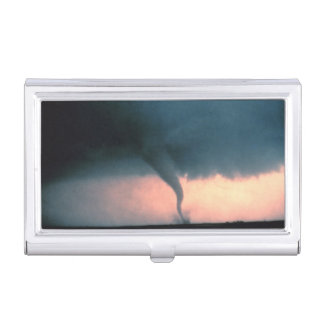 Tornado Business Card Holder