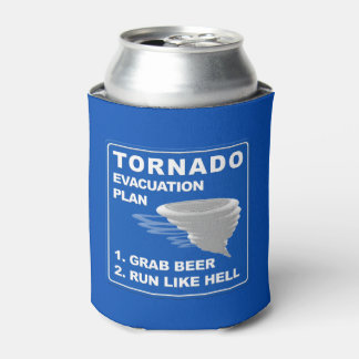 Tornado Evacuation Plan Can Cooler