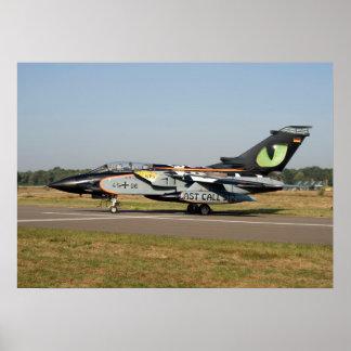 Tornado German Air Force NTM 2009 Poster