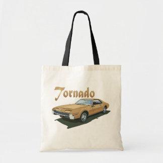 Tornado Gold Tote Bag