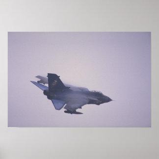 Tornado GRI, RAF bomber Poster
