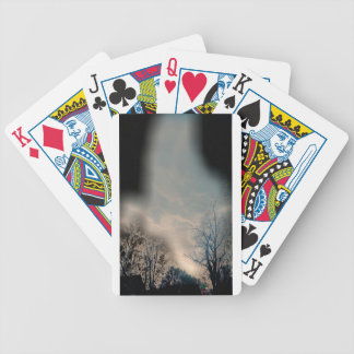 Tornado in Denver Bicycle Playing Cards