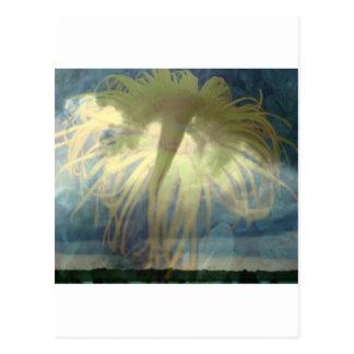 Tornado Inula Postcard