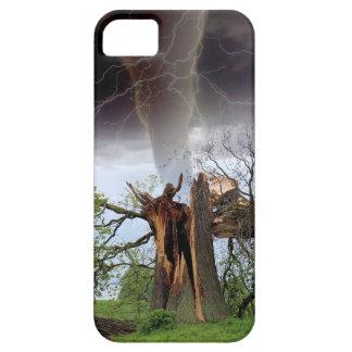 Tornado iPhone 5 Cover