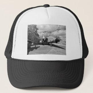 Tornado jet aircraft trucker hat