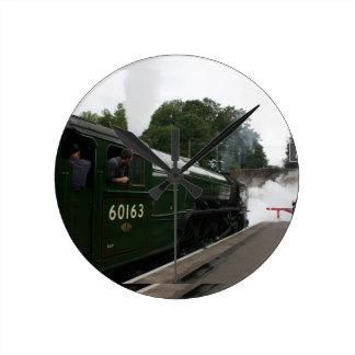 Tornado loco at Bishops Lydeard, Somerset Round Clock