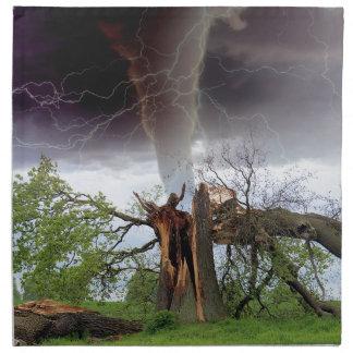 Tornado Napkin