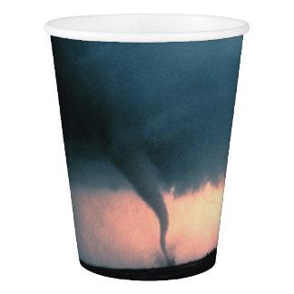 Tornado Paper Cup