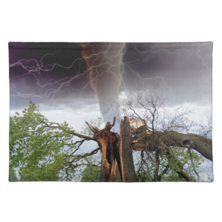 Tornado Placemat