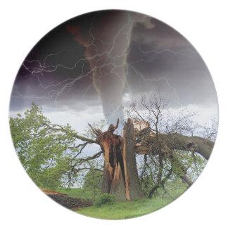 Tornado Plate