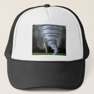 TORNADOES TRUCKER HAT