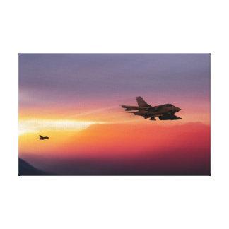 Tornados Canvas Print