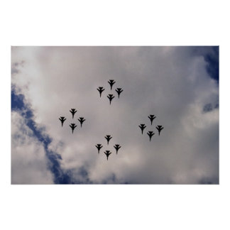 Tornados, Russian Air Force, fighters Print