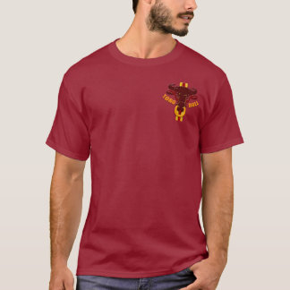 Toro Bull Artwork Bulls Shirts and Gifts