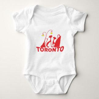 Toronto 1 baby bodysuit