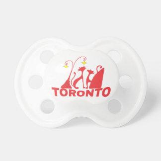 Toronto 1 baby pacifier