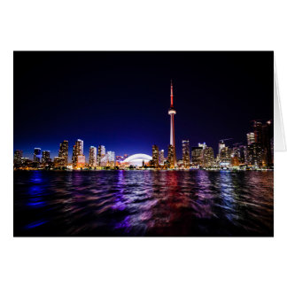 toronto-698496 TORONTO CITY SCENERY LAKE SKYSCRAPE Card