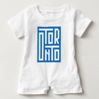 Toronto Baby Romper