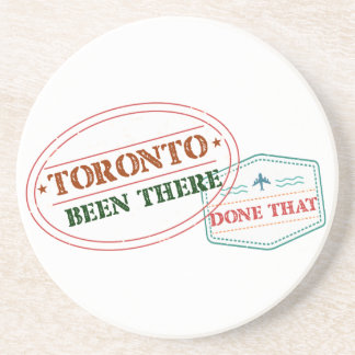 Toronto Been there done that Coaster