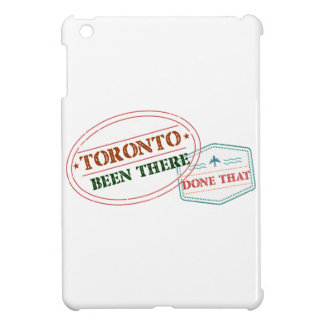 Toronto Been there done that iPad Mini Cover