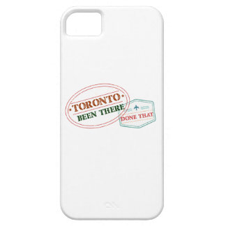 Toronto Been there done that iPhone 5 Cover