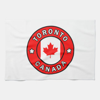 Toronto Canada Kitchen Towel