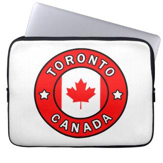 Toronto Canada Laptop Sleeve