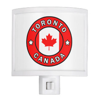 Toronto Canada Night Light