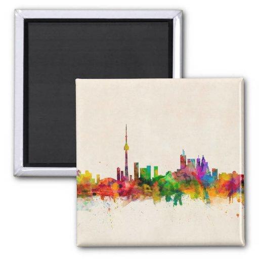 Toronto Canada Skyline Fridge Magnet