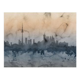 Toronto Canada Skyline Postcard