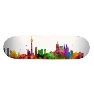 Toronto Canada Skyline Skate Decks