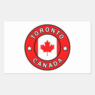 Toronto Canada Sticker