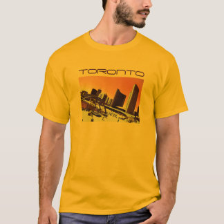 Toronto city hall at Nathan Philips square T-Shirt