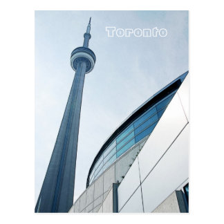 Toronto CN tower Postcard