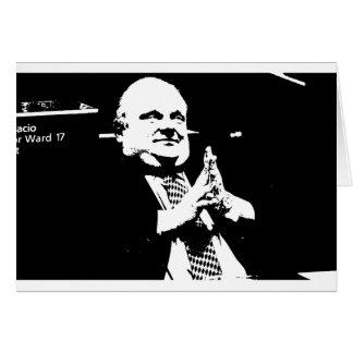 Toronto Crack Smoking Mayor Rob Ford Greeting Card