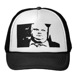 Toronto Crack Smoking Mayor Rob Ford Hats