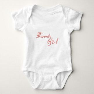Toronto Girl Baby Bodysuit