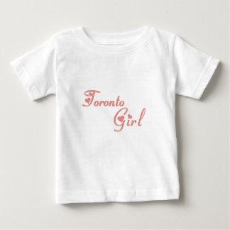 Toronto Girl Baby T-Shirt