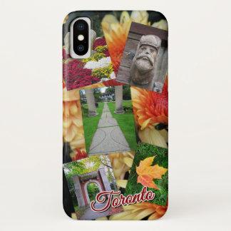 Toronto Guild Park Images iPhone X Case